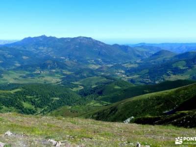 Sierra de Peña Labra-Alto Campoo; sierra de guadarrama senderismo senderismo nivel medio viaje sende